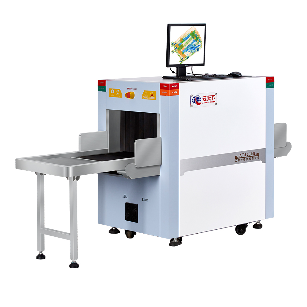 High Quality X-Ray Baggage Scanner for Small Baggage, Luggage Inspection